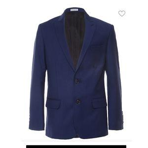 Calvin Klein boys suit jacket and pants - size 10